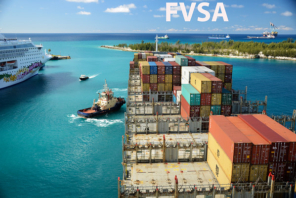FVSA - Freighter Voyage South America