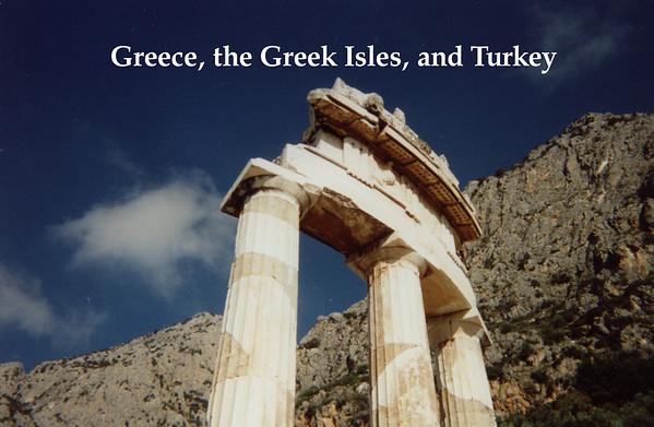 Greece and Turkey Photos